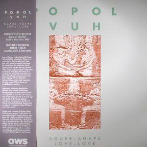 POPOL VUH - Agape Agape Love Love (reissue)