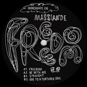 MASSIANDE - Freedom EP