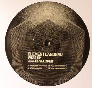 LANDRAU, Clement - Vitae EP
