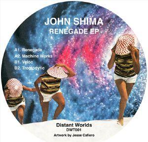 SHIMA, John - Renegade EP
