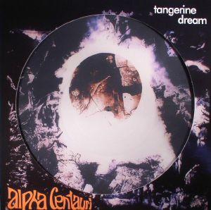 TANGERINE DREAM - Alpha Centauri (reissue)