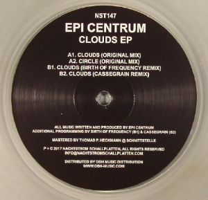 EPI CENTRUM - Clouds EP