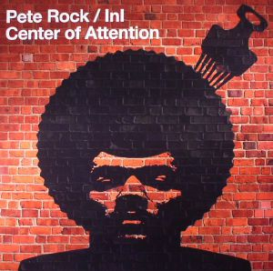 ROCK, Pete/INI - Center Of Attention (reissue)