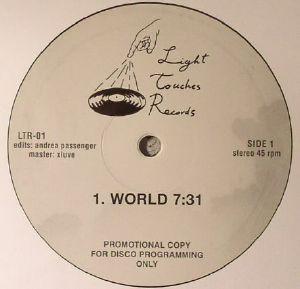 LIGHT TOUCHES - Light Touches 01