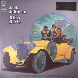 DAVIS, Miles - Jack Johnson (remastered)