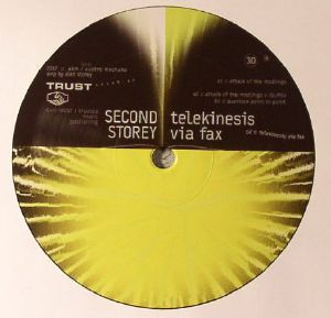 SECOND STOREY - Telekinesis Via Fax
