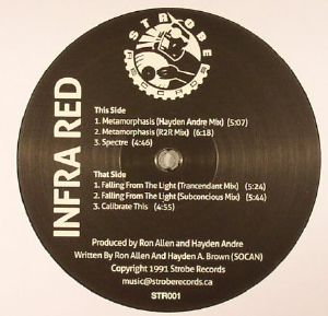 INFRA RED - Metamorphasis (reissue)