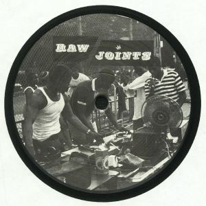 RAW JOINTS - Gold Ring EP