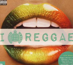 VARIOUS - I Love Reggae