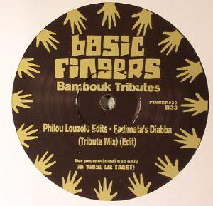LOUZOLO, Philou - Bambouk Tributes