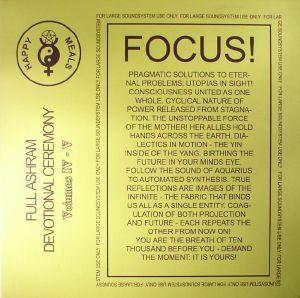HAPPY MEALS - Full Ashram Devotional Ceremony Volumes IV - V