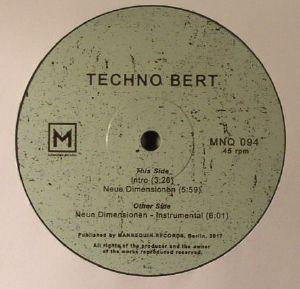 TECHNO BERT - Neue Dimensionen