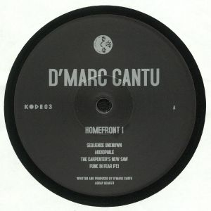 D'MARC CANTU - Homefront: Document 1