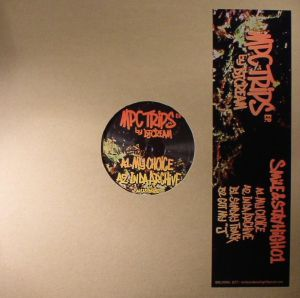 DJ CREAM - MPC Trips EP