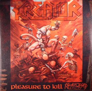 KREATOR - Pleasure To Kill (reissue)