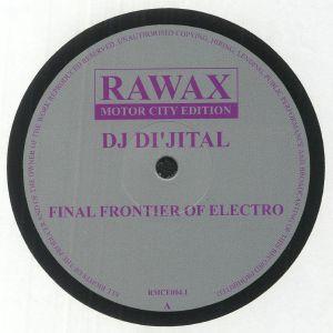 DJ DI'JITAL - Final Frontier Of Electro