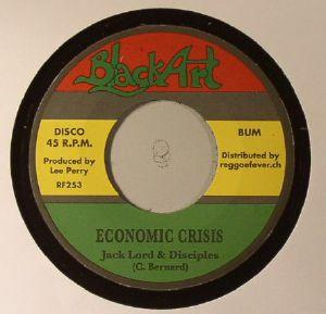 LORD, Jack & DISCIPLES/UPSETTERS - Economic Crisis