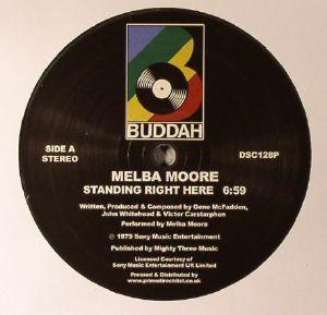 MOORE, Melba - Standing Right Here (reissue)