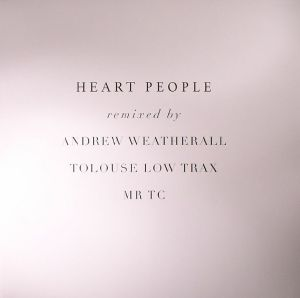 HEART PEOPLE - Homecoming Remixes
