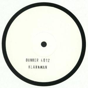 KLANKMAN - BUNKER 4012