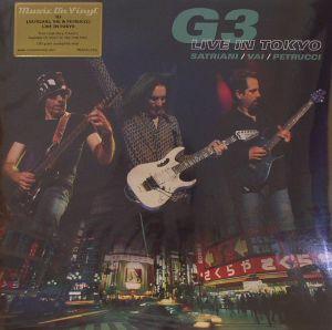 G3 aka JOE SATRIANI/STEVE VAI/JOHN PETRUCCI - Live In Tokyo