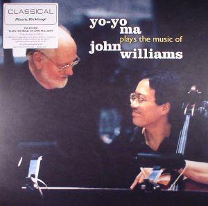 YO YO MA - Plays The Music Of John Williams
