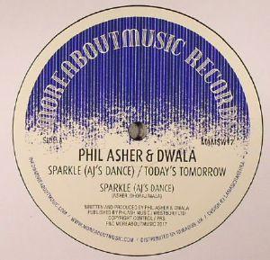 ASHER, Phil/DWALA - Sparkle (AJ's Dance)