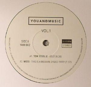 ESSELLE, Tom/MSSS/SOFATALK/LEONIDAS/Z LOVECRAFT - Youandmusic Vol 1