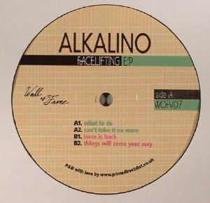 ALKALINO - Facelifting EP