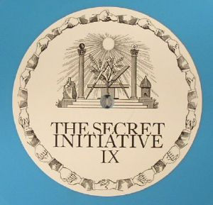 SECRET INITIATIVE, The - The Secret Initiative IX
