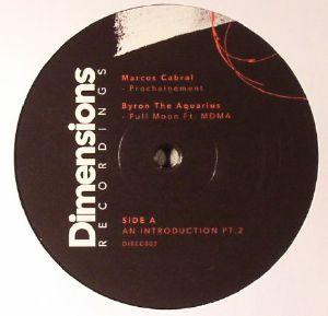 CABRAL, Marcos/BYRON THE AQUARIUS/LADY BLACKTRONIKA/DJ AAKMAEL - An Introduction Part 2