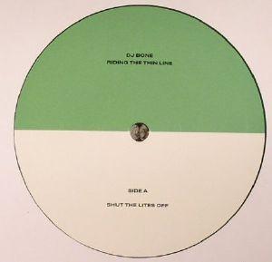DJ BONE - Riding The Thin Line (reissue)