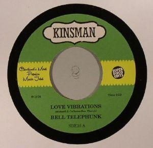 BELL TELEPHUNK - Love Vibrations