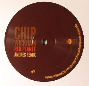 WICKHAM, Chip - La Sombra (remixes)
