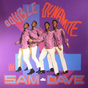 SAM & DAVE - Double Dynamite (reissue)