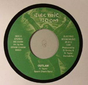 SPANK CHANK BAND - Outlaw