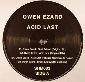 EZARD, Owen - Acid Last