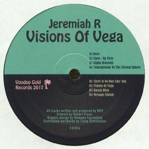 JEREMIAH R - Visions Of Vega