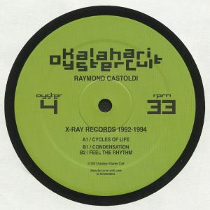 CASTOLDI, Raymond - X Ray Records 1992-1994