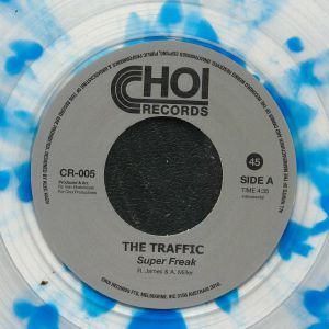 TRAFFIC, The - Super Freak