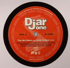 DJAR ONE - The Get Down