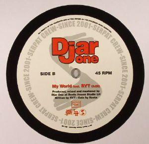 DJAR ONE - The Get Down