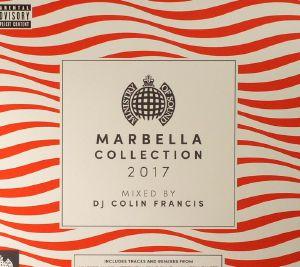DJ COLIN FRANCIS/VARIOUS - Marbella Collection 2017