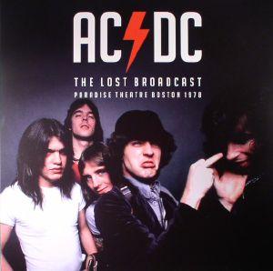AC/DC - The Lost Broadcast: Paradise Theatre Boston 1978