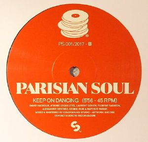 PARISIAN SOUL - Billy Who?