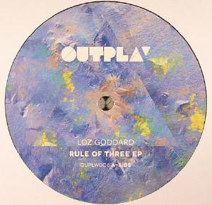 GODDARD, Loz - Rule Of Three EP