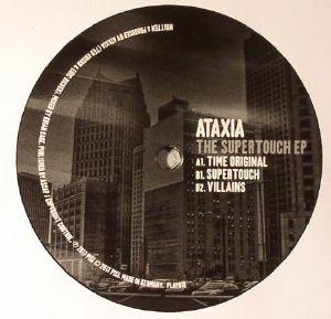 ATAXIA - The Supertouch EP
