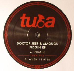 DOCTOR JEEP/MAGUGU - Pidgin EP