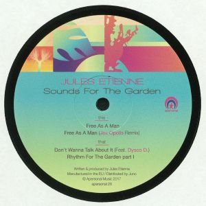 ETIENNE, Jules - Sounds For The Garden EP