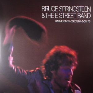 SPRINGSTEEN, Bruce/THE E STREET BAND - Hammersmith Odeon London '75